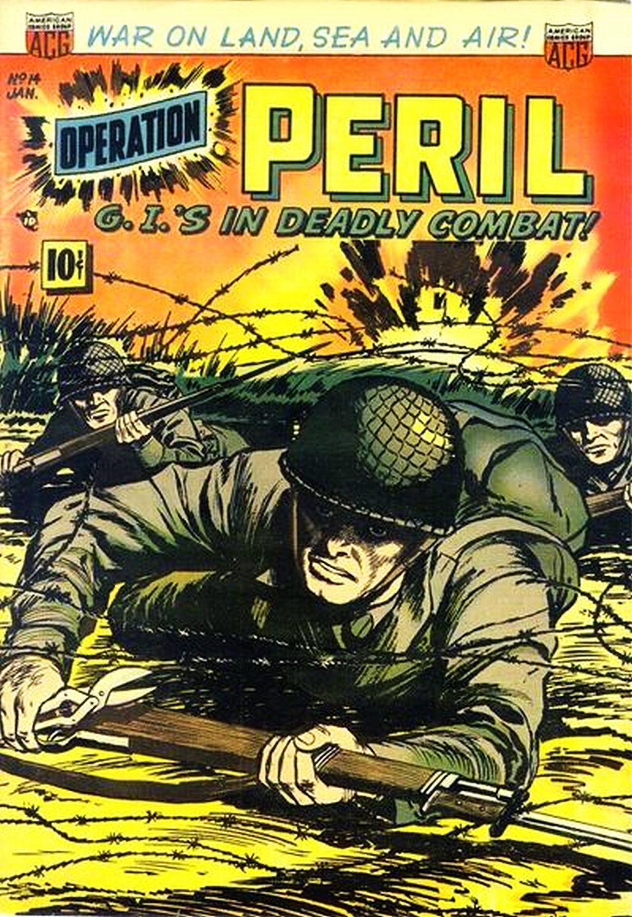 Operation: Peril Vol 1 14