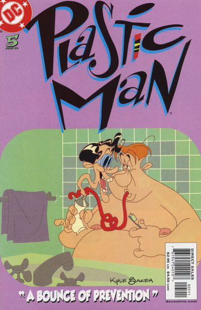 Plastic Man Vol 4 5