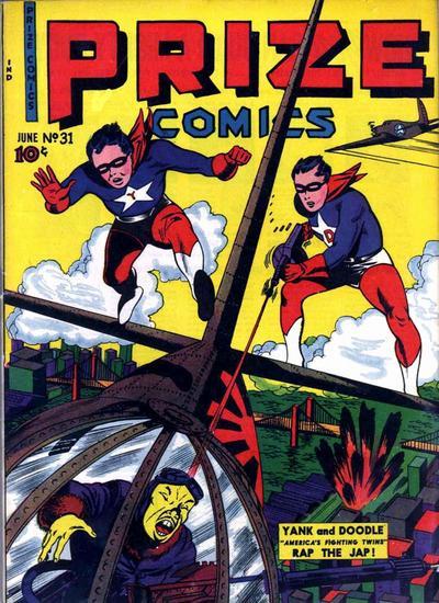 Prize Comics Vol 1 31