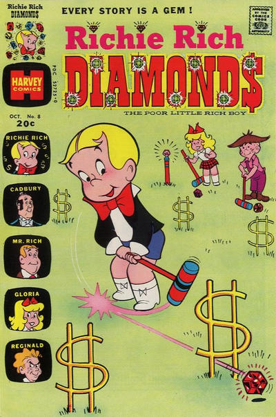 Richie Rich Diamonds Vol 1 8