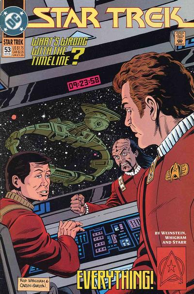 Star Trek (DC) Vol 2 53