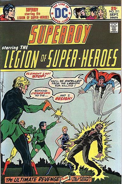 Superboy Vol 1 211