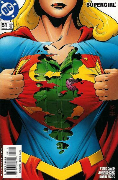 Supergirl Vol 4 51