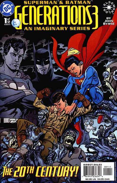 Superman and Batman: Generations Vol 3 1
