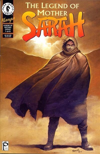 The Legend of Mother Sarah Vol 1 1