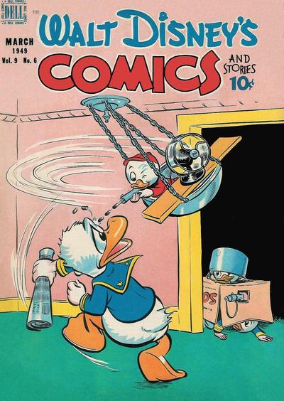 Walt Disney's Comics and Stories Vol 1 102