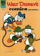 Walt Disney's Comics and Stories Vol 1 260