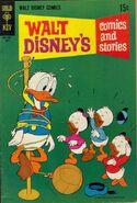 Walt Disney's Comics and Stories Vol 1 346