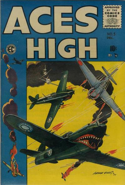 Aces High (1955) Vol 1 5