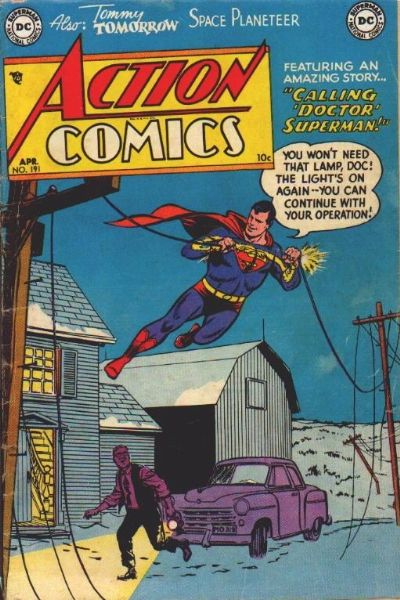 Action Comics Vol 1 191