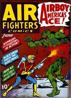 Air Fighters Comics Vol 1 9