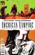 American Vampire Second Cycle Vol 1 1