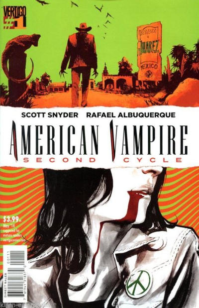 American Vampire: Second Cycle Vol 1 1