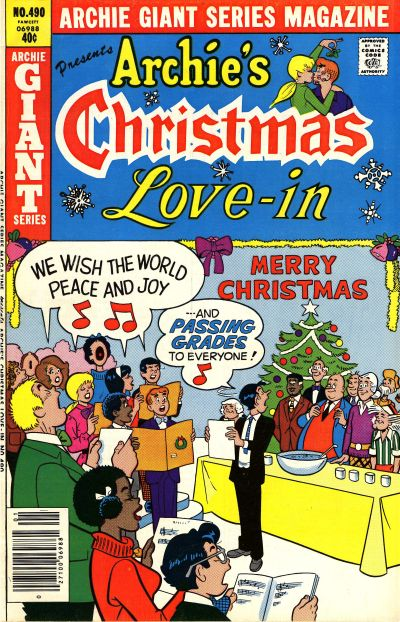 Archie Giant Series Magazine Vol 1 490