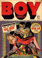 Boy Comics Vol 1 11