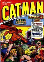 Cat-Man Comics Vol 1 21