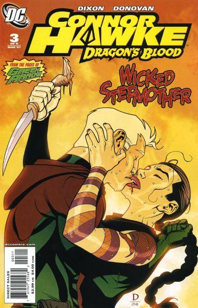 Connor Hawke Dragon's Blood Vol 1 3
