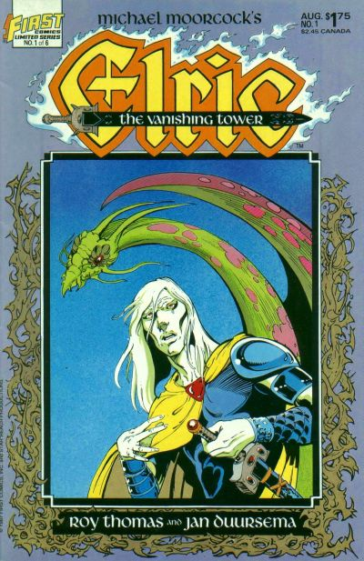 Elric: The Vanishing Tower Vol 1