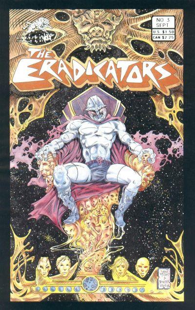 Eradicators Vol 1 3