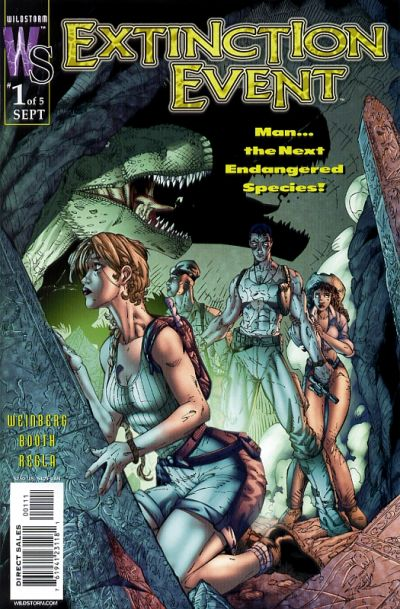 Extinction Event Vol 1