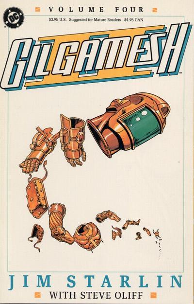 Gilgamesh II Vol 1 4