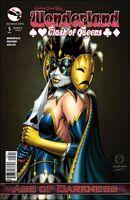 Grimm Fairy Tales Presents Wonderland Clash of Queens Vol 1 5