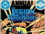 Legion of Super-Heroes Annual Vol 2 3