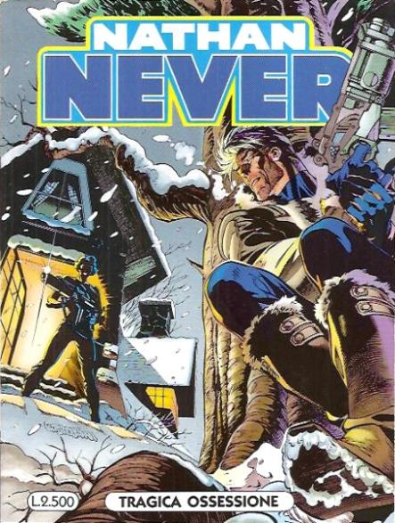 Nathan Never Vol 1 36