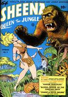 Sheena, Queen of the Jungle Vol 1 3