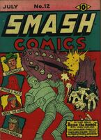Smash Comics Vol 1 12