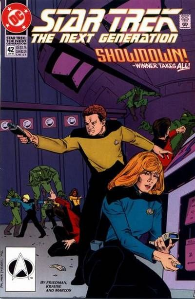 Star Trek: The Next Generation Vol 2 42