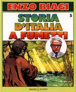 Storia d'Italia a fumetti Vol 1 5