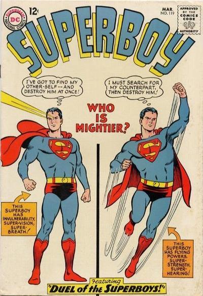 Superboy Vol 1 119