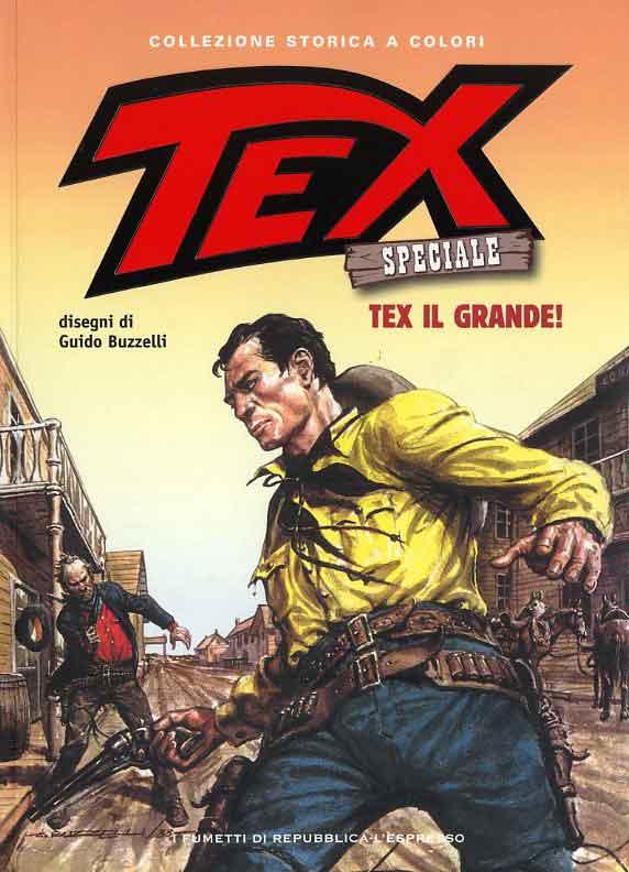 Tex Speciale - Collezione storica a colori Vol 1