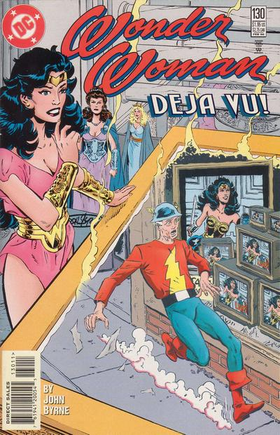 Wonder Woman Vol 2 130