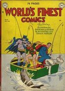 World's Finest Comics Vol 1 43