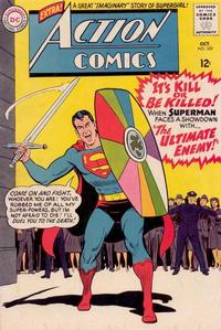 Action Comics Vol 1 329