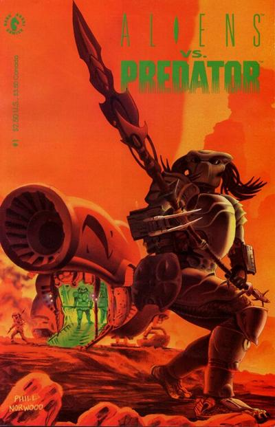 Aliens vs. Predator Vol 1 1