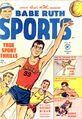 Babe Ruth Sports Comics Vol 1 6