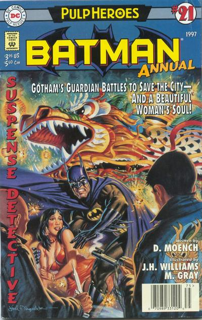 Batman Annual Vol 1 21