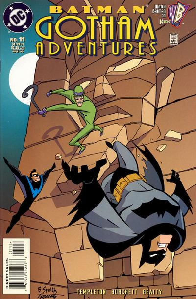 Batman: Gotham Adventures Vol 1 11