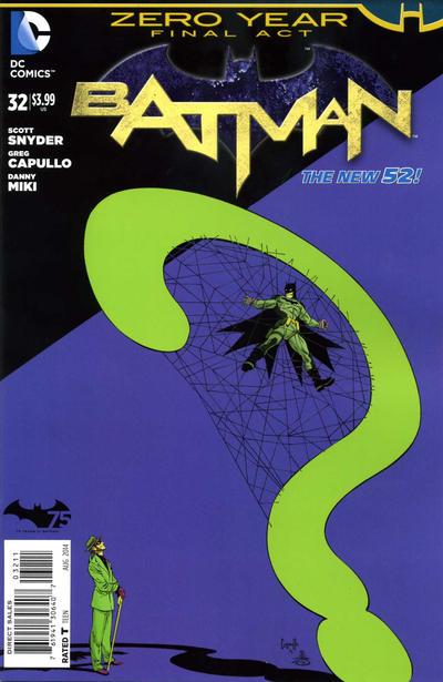 Batman Vol 2 32