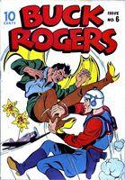 Buck Rogers Vol 1 6