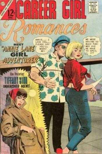 Career Girl Romances Vol 1 39
