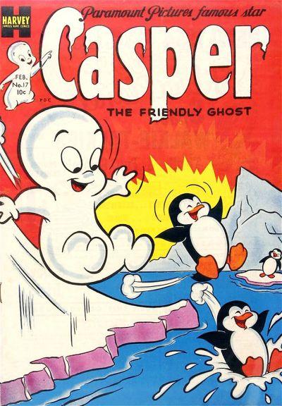 Casper, the Friendly Ghost Vol 1 17