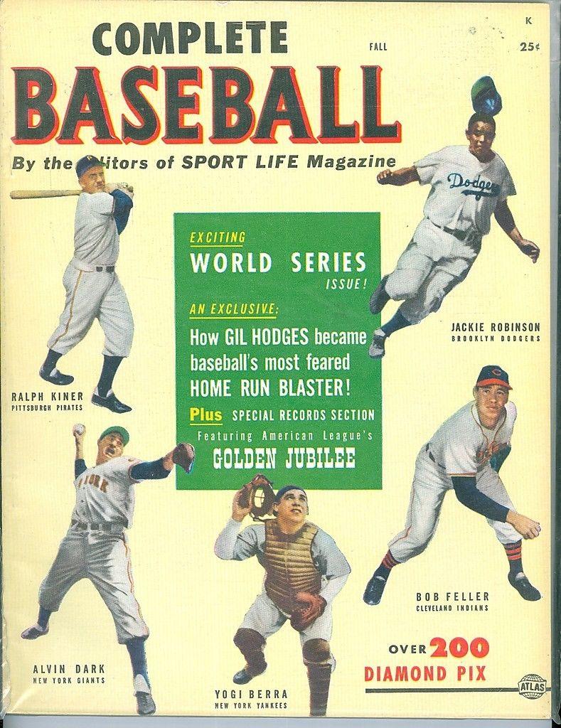 Complete Baseball Vol III 3