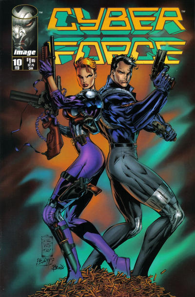 Cyberforce Vol 2 10