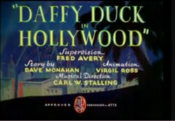 Daffy Duck in Hollywood.PNG