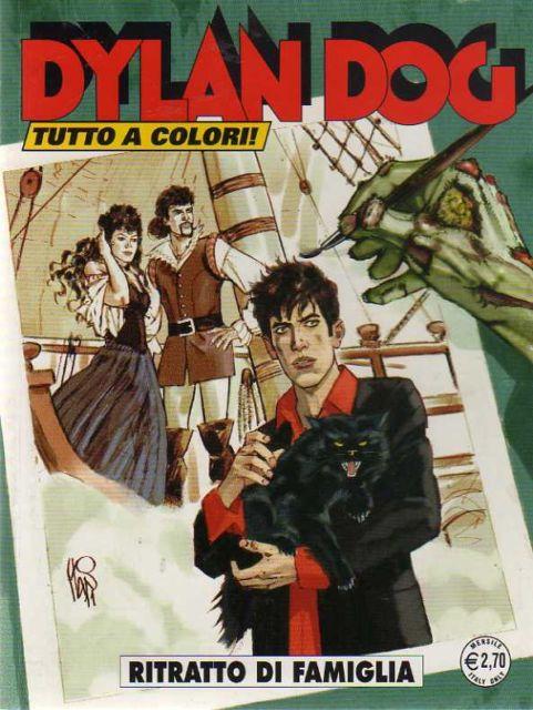 Dylan Dog Vol 1 300