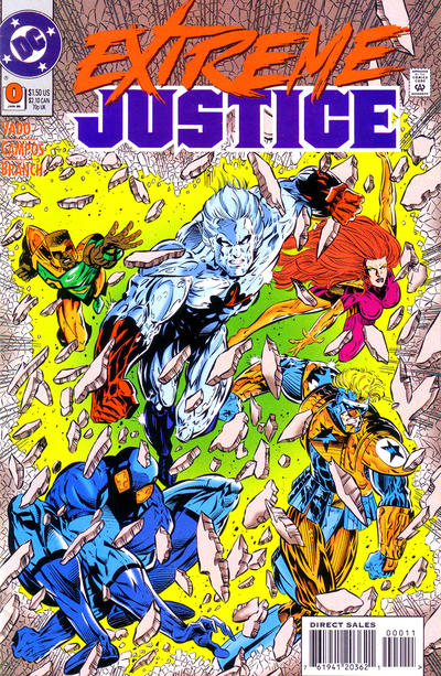 Extreme Justice Vol 1